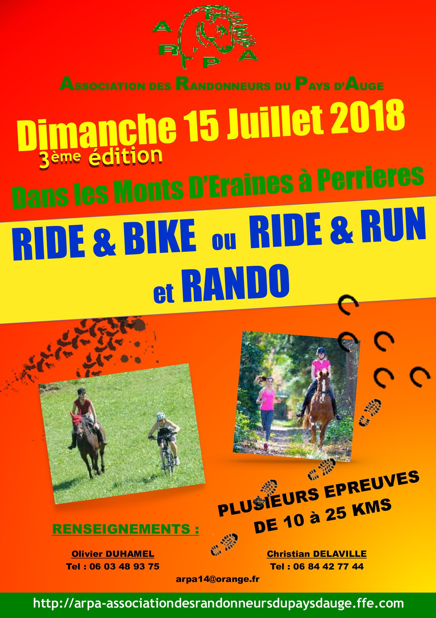 Ride Run Bike 2018 arpa